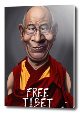Celebrity Sunday - Dalai Lama (Free Tibet)