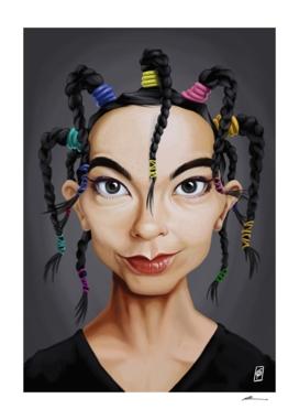 Celebrity Sunday - Björk