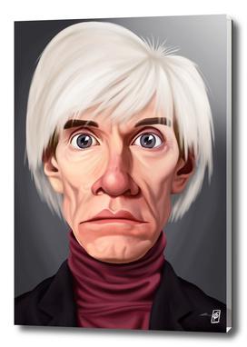 Celebrity Sunday - Andy Warhol