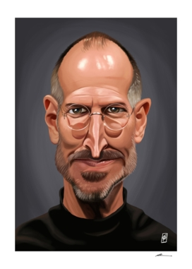 Celebrity Sunday - Steve Jobs