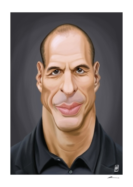 Celebrity Sunday - Yanis Varoufakis