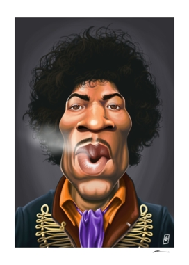 Celebrity Sunday ~ Jimi Hendrix