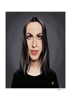 Celebrity Sunday - Alanis Morissette