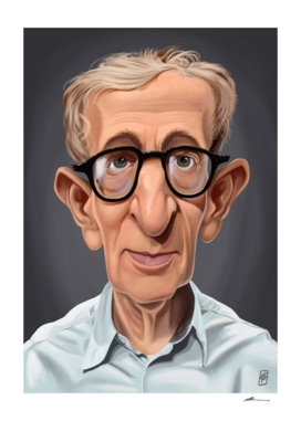 Celebrity Sunday ~ Woody Allen