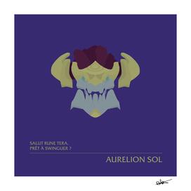 Aurelion Sol - Forgeur d'étoiles