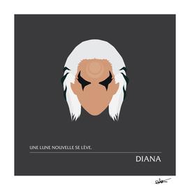 Diana - Mépris de la lune