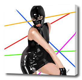 Rubber Doll 1