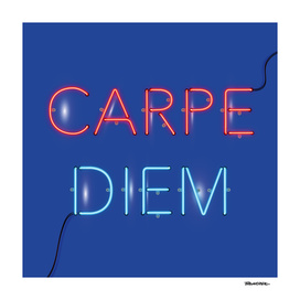 CARPE DIEM - Blue