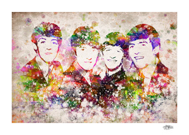 The Beatles in Color