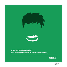 Hulk - Titan vert