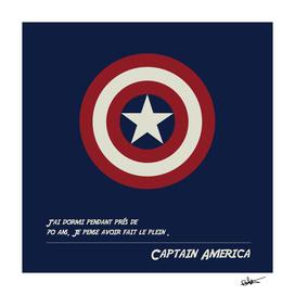 Captain America - Vengeur
