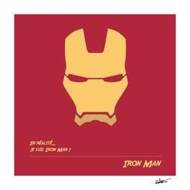 Iron man - Génie scientifique