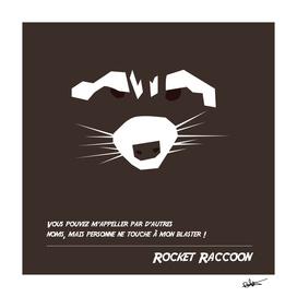 Rocket Raccoon - Gardien de la galaxie