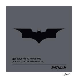 Batman - Chevalier noir