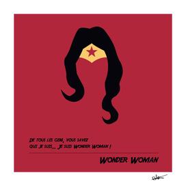 Wonder Woman - Princesse des Amazones