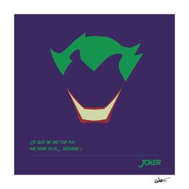Joker - Psychopathe