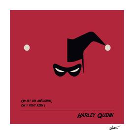 Harley Quinn - Ex-psychiatre