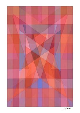 Diagonal Gingham
