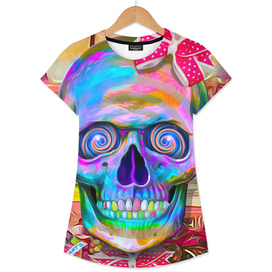 Candy Shop Skull