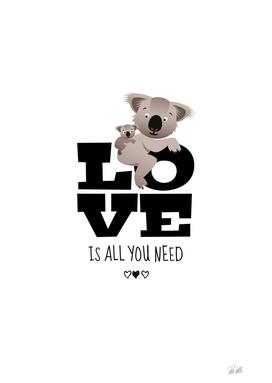 Koalas in Love