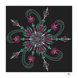 Mandala tentacles