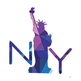 NEW YORK states of liberty