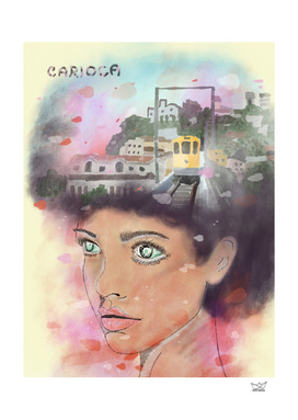 Morena Carioca - Brunette