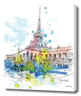 Sochi Seaport