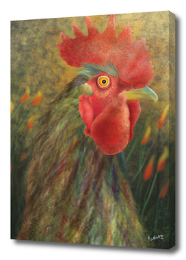 Mashugana_The Crazy Golden Rooster - a Creativity BOOSTER