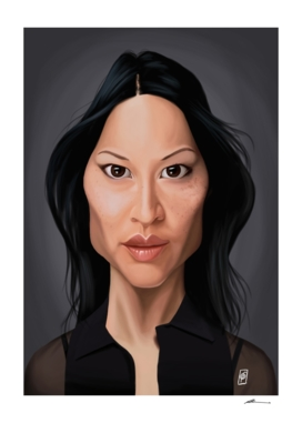 Celebrity Sunday - Lucy Liu