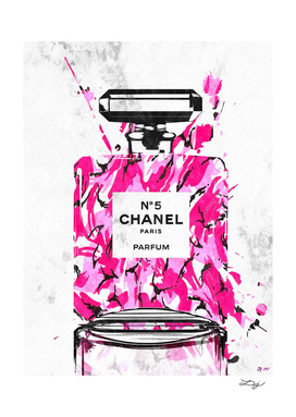 Chanel No. 5 Pink Army