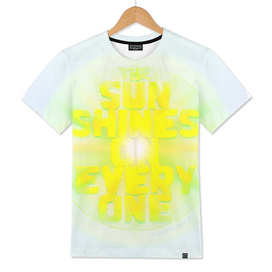 """the Sun Shines On Everyone"": the 'Polar moods' suite item#1"