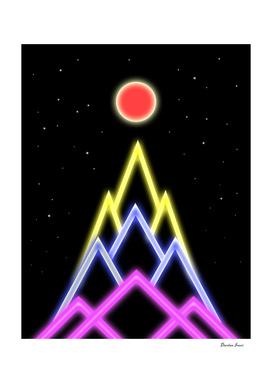 Neon Peaks