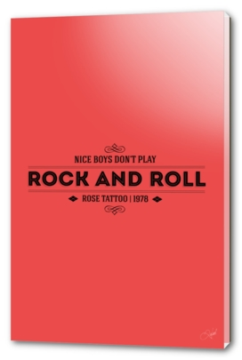 Nice Boys Don't Play Rock and Roll