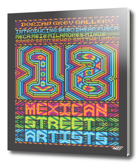 UNDO |12 Mexican Street Artists