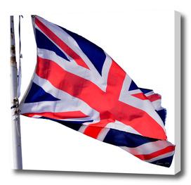 Union Flag of United Kingdom