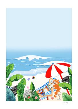 Beach Holiday-Part 3