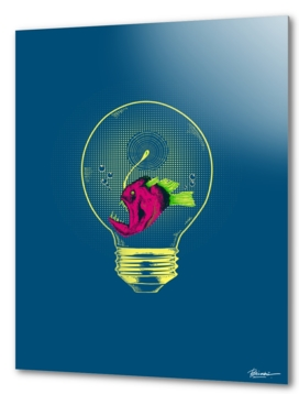 Anglerfish bulb