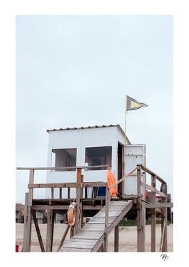 Beach cabin #1