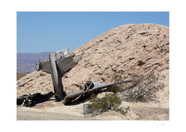 Plane crash Vegas