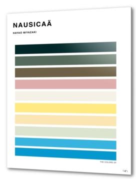 The Colors of Nausicaa
