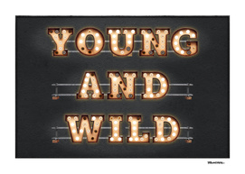 YOUNG AND WILD - Bulb