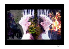 Buddha Queen Twins (Vibrant Edition)