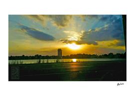 Winter Haven Florida Sunset