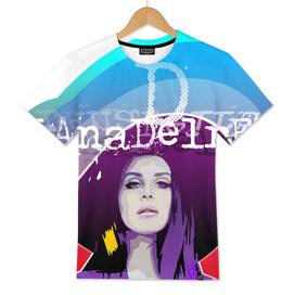Lana Del Rey Colorful