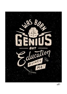 Born Genius
