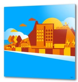 Engie Biomass Poster