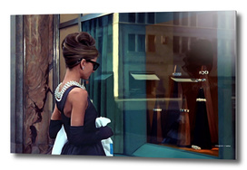 Audrey Hepburn @ Breakfast At Tiffanys #2