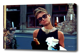 Audrey Hepburn @ Breakfast At Tiffanys #3