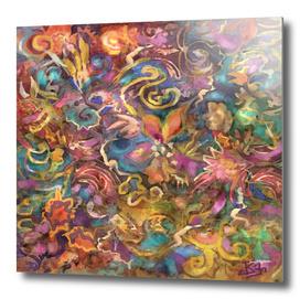Batik Colorburst